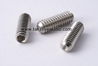 Stainless Steel 1/4-20 Stud 5/8 Long