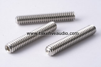 Stainless Steel 1/4-20 Stud 1.5 Inch