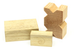Cardas Wood Blocks For Vibration Control