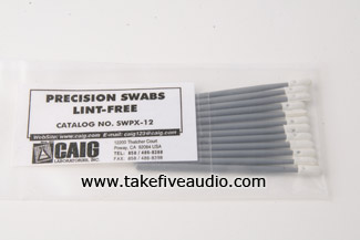 CAIG SWPX Precision Foam Swabs