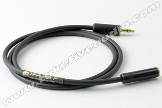 TFA 3.5 Male/Female Extension Cable Deep Cryo Treated