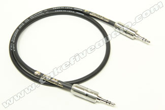 TFA 3.5 Male/Male Extension Cable Deep Cryo Treated