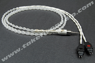 TFA AG/GD OCC Headphone Cable Deep Cryo Treated