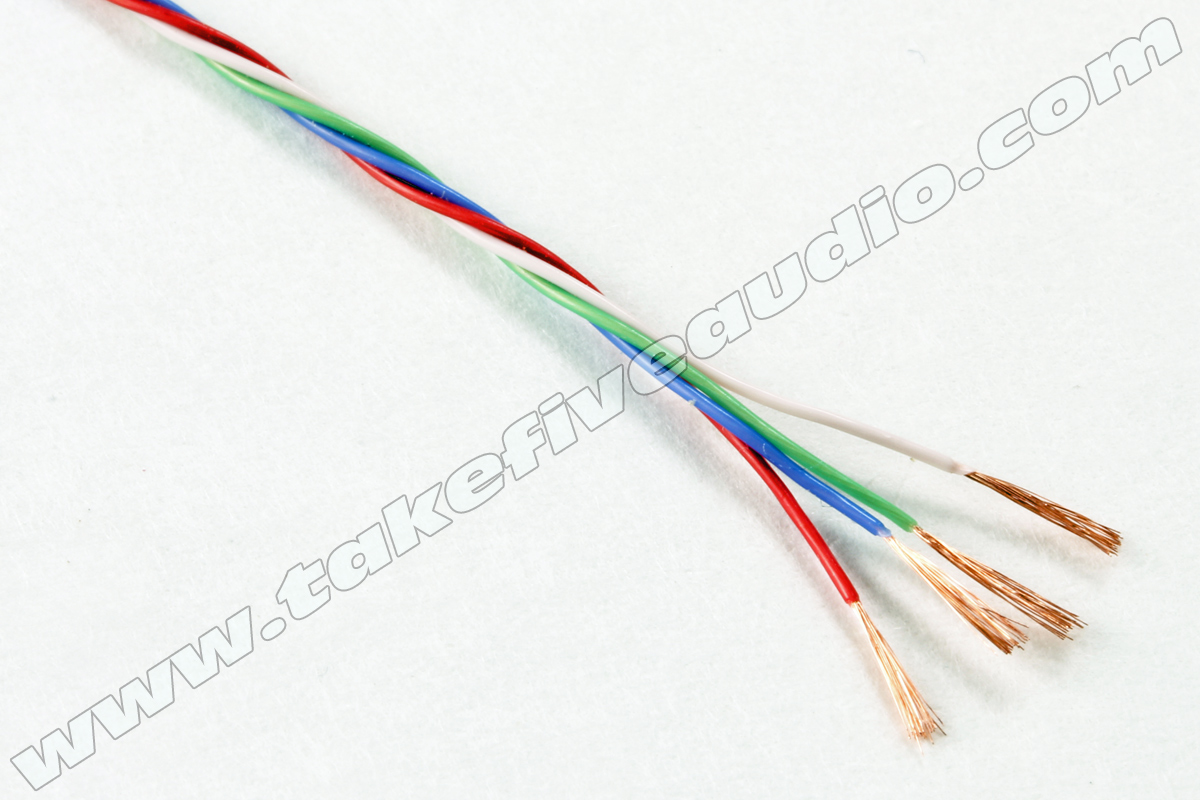 33 Gauge Ptfe Insulated Copper Wire Tonearm - WIRE Center •