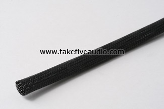 Tight Weave Polyethylene Expandable Cable Sleeve 3/8