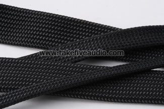 Nylon Expandable Cable Sleeve 5/8 100 ft