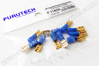 Furutech F-114(G) Push-on Disconnect