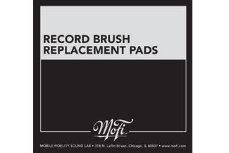 MFSL Record Brush Replacement Pads
