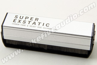 1877 Phono Super Exstatic Record Brush
