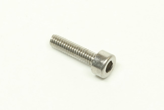 Stainless Steel 2.5 X 10 mm Cap Screws