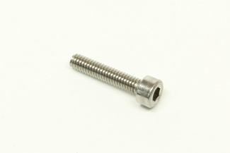 Stainless Steel 2.5 X 12 mm Cap Screws