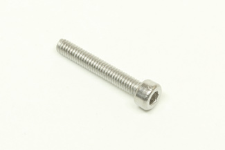 Stainless Steel 2.5 X 16 mm Cap Screws