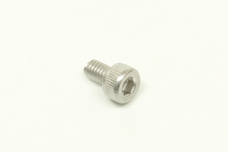 Stainless Steel 2.5 X 4 mm Cap Screws